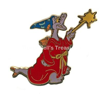 DISNEY Pin LE 300 - WDI - Figment Sorcerer with Wand