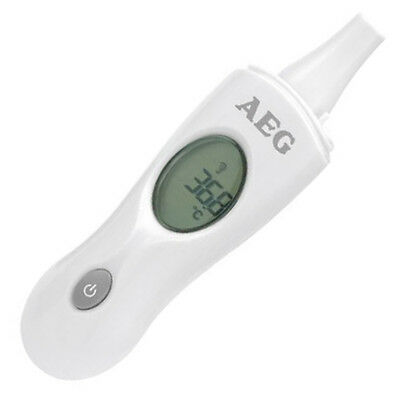 AEG FT 4925 Fieberthermometer Digital Infrarot Stirn 4 in 1 Thermometer Ohr N440