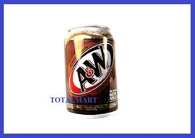 Drinks A&W Root Beer 12 x 355ml soft American Drink