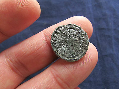 Roman Coin AE- ANT   Size  -  21mm diameter   (BAC1224)