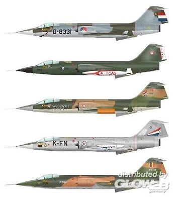 Eduard 1196 F-104 NATO fighter Limited Ediition 1/48