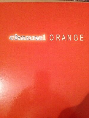 Frank Ocean - Channel Orange - 2LP Very Rare - New - Boys Don't Cry