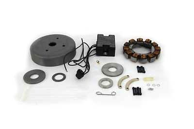 V-Twin 32-8927 - Alternator Charging System Kit 32 Amp