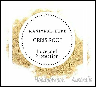 Orris Root Powder 10g Love and Divination.