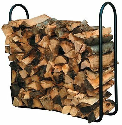 Practical  Log Rack Storage with Cover