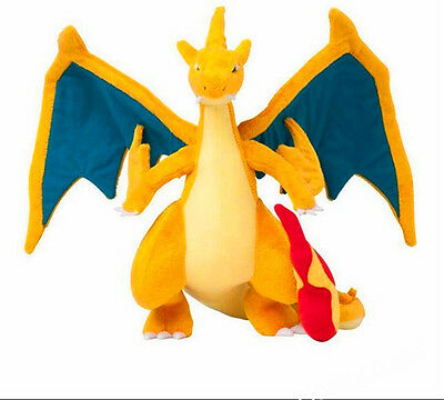 Pokemon Pocket Monster Charizard  Doux Peluche Farci Jouets