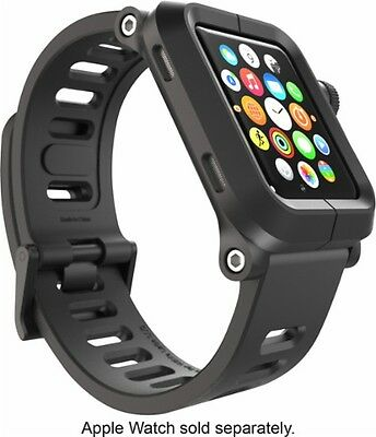 LUNATIK - EPIK Polycarbonate Case and Silicone Band for Apple Watch™ 42mm