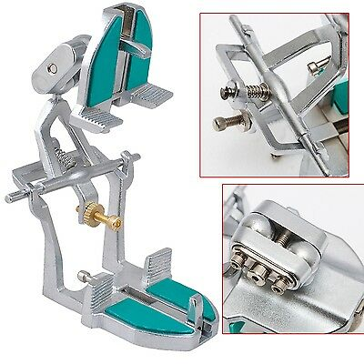 US SHIP Adjustable Magnetic Articulator Dental Equipment TO hold any teeth model