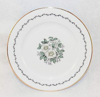 Vintage Heinrich H & Co. Selb Bavaria China Pattern 16381 Bread Butter Plate