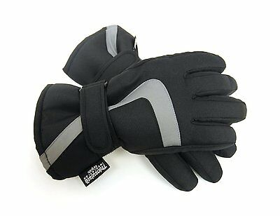 Boys Padded Ski Gloves with Thinsulate Lining GL109