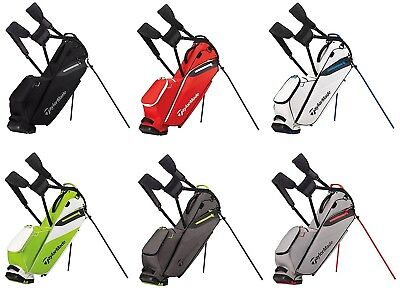 Taylormade Golf Flextech Lite Stand Bag - New For 2017 - Pick Color!!!