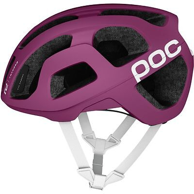 Poc Octal Raceday Helmet Granate Red Special Edition Authentic