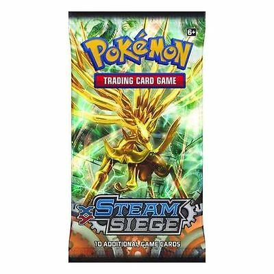 Pokemon Card Game XY Steam Siege Booster Pack