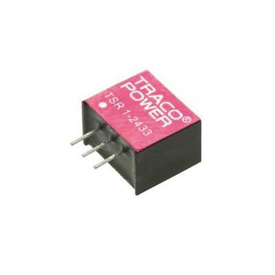 1 x TRACOPOWER Switching Regulator TSR 1-2433, 4.75-36V dc Input, 3.3V Output 1A