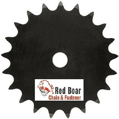 """40A24-5/8"""" Bore A Plate 24 Tooth Sprocket for #40 Roller Chain"""