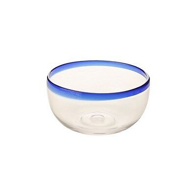 Casa Domani Mexico Bowl Blue 23cm Brand New