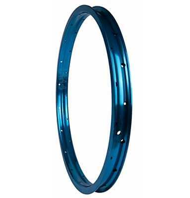 "Cult Match BMX Rim 36H - Blue 20"" Bike Rim"