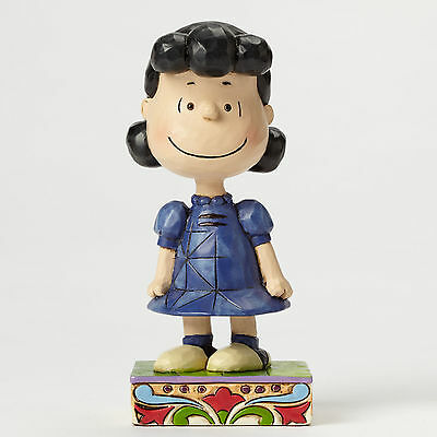 Peanuts Lucy Figurine by Jim Shore Personality Pose