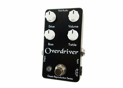 Vick Audio Overdriver Overdrive Pedal