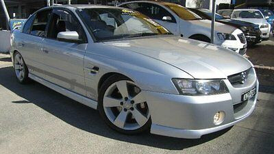 2006 Holden Commodore VZ MY06 SS Silver Automatic 4sp A Sedan