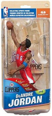 NBA SportsPicks Series 29 DeAndre Jordan (Los Angeles Clippers) Action Figure