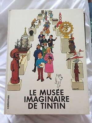 Collection Tintin Herge Le Musee Imaginaire De Tintin Moulinsart Casterman