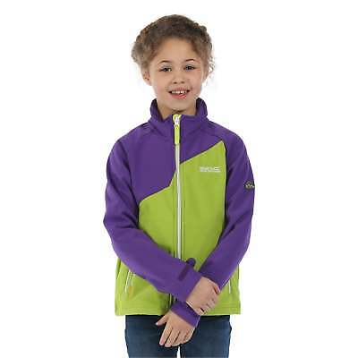 Regatta Kid's Vargo Softshell Jacket