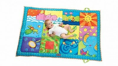 NEW Tiny Love Baby Kids Large Play Mat Activity Gym #`15971