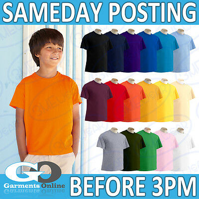 Fotl Kids T-Shirt Children Tee Child Girl Boy Top School Uniform Pe Top 61033