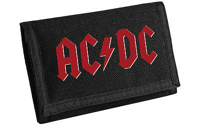 AC/DC Logo Wallet (No Chain) NEW OFFICIAL