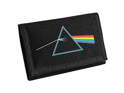 Pink Floyd Dark Side Wallet (No Chain) NEW OFFICIAL