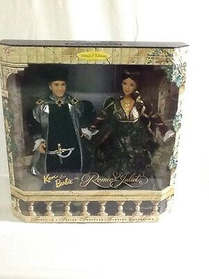 1997 Barbie And Ken As Romeo And Juliet