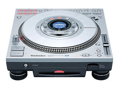 USED Technics DJ Turntable Direct Drive SL-DZ1200 Good Condition Ship from Japan