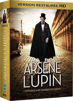 Arsene Lupin, L' Integrale  Neuf Sous Cello