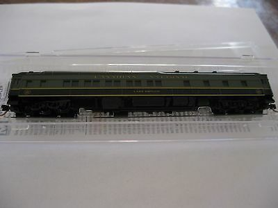 Micro-Trains #14100150 Canadian National 10-1-2 Heavyweight Sleeper Car N-Scale