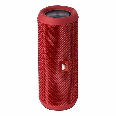 JBL Flip 3 Portable Bluetooth Speaker Red