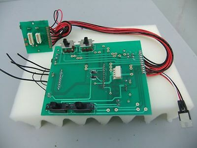 Aristocraft Parts: Mallet 2-8-8-2 locomotive Circuit boards PCB-01 and PCB-02