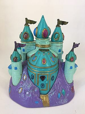 Vintage 96 Polly Pocket Trendmasters Starcastle GEMSTONE CASTLE - Light Up