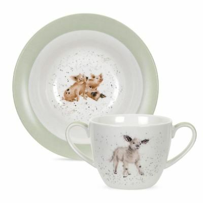 Royal Worcester - Wrendale 2 Piece Set