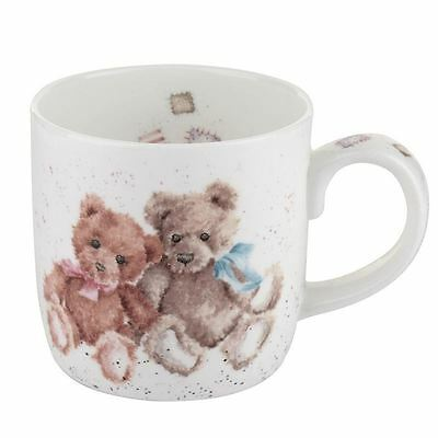 Royal Worcester - Wrendale Charlie & Rosie Mug 310ml - Fine Bone China
