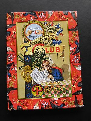 CLUB MODIANO VINTAGE ROLLING PAPER UNOPENED BOX x 60 Pack   // OLD STOCK //