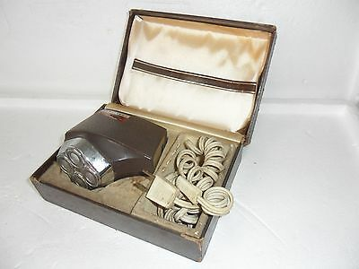 Collectable aged TRIMMER CRAFTSMAN ELECTRIC Made in SWITZERLAND post 1950