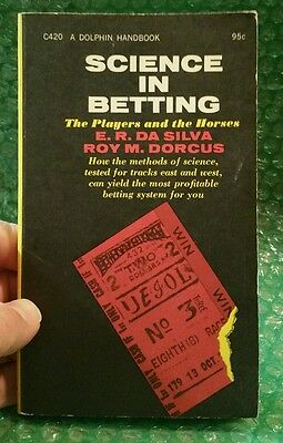 Science in Betting: The Players and the Horses 1963 SC BOOK