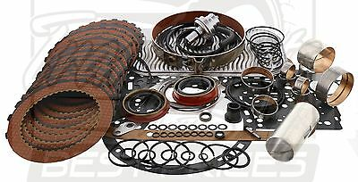 TH400 Chevy Transmission Performance Raybestos Red Deluxe Rebuild Kit