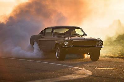 50% Off Ford Mustang Experience Gift Voucher Present + High Speed Passenger Lap