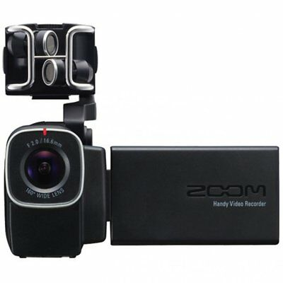 Zoom Zoom Q8 Handy Video Recorder with four-track audio.