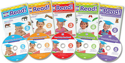 Your Baby Can Read Basic Kit. REDUCED TO CLEAR