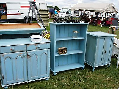 Make £100-£200 a week selling Shabby Chic furniture from home.
