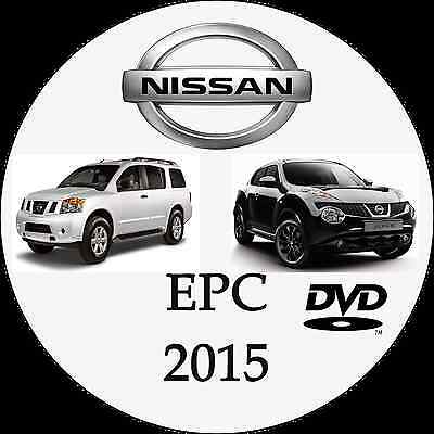 Nissan EPC Parts Catalogue Fast 2015 Version 4.94 all Markets