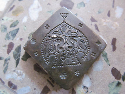 Old Multidesign Tribal Indian God Goddess Pendant Engraved Dye Mold Seal Stamp 7
